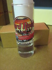 """Hard Rock Cafe 4"""" Tall Double Shot Glass & Box Memphis Special # 40"""