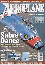 AEROPLANE 1/01 USAF F-86 SABRE RCAF CANADAIR SABRE MK 6 RAAF / RAF PATHFINDERS