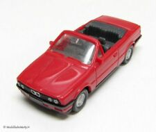 WIKING BMW 325i Cabrio in rot 1:87