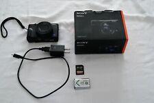 Sony Cyber-shot RX100 V 20.1MP Digital Camera - Black (Basic Kit)