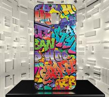 Coque rigide Galaxy J3 (2017) GRAFFITI STREET ART 03
