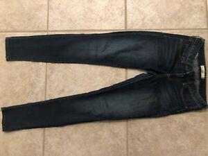 Bullhead Black denium Leggings size 5