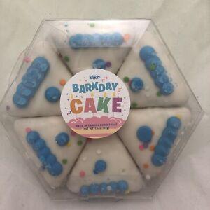 Bark Box Barkday Birthday Cake Dog Treats 6 Pieces Hard To Find Best By 04/22