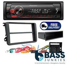 VW Passat B6 Pioneer S110UB Mechless USB AUX Car Stereo Player Upgrade Kit