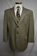 Jos A Bank Signature Collection Gray Wool Sport Coat Three Button 46R