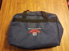 Wrangler All American Quarter Horse Congress Duffle bag harness tackle boot bag