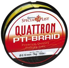 Quantum Smoke Braid Jigging Line 150m 16,8kg sight yellow 26,66 EUR//100 m