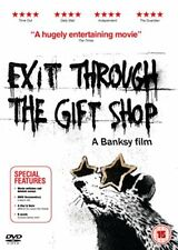 Exit Through The Gift Shop [DVD][Region 2]