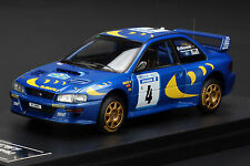 Subaru Impreza #4 1997 Swedish Rally **Kenneth Eriksson** -- HPI #8575 1/43