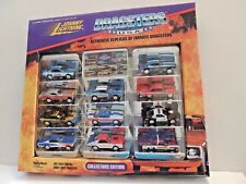 """Johnny Lightning 1996 LIMITED EDITION """"Dragsters U.S.A.""""~11-Car Set #232/44,000"""