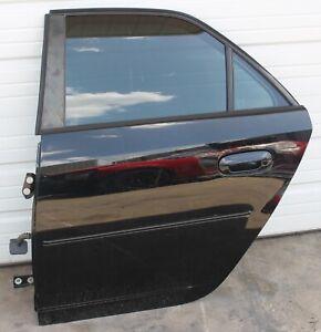 2004-2007 CADILLAC CTS V LH Rear Driver Side Door BLACK USED OEM GM