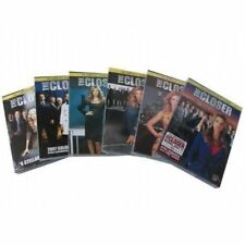 The Closer ~ Complete Season 1-6 (1 2 3 4 5 & 6) ~ BRAND NEW DVD SETS