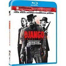 Blu Ray DJANGO UNCHAINED *** WESTERN  2013 - Contenuti Speciali *** ......NUOVO