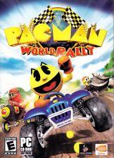PAC-MAN Pacman WORLD RALLY Kart Racing (PC Game) FREE US Shipping