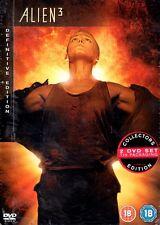 Alien 3 - 2 Disc DVD - Uncut - Definitive Steelbook Edition - OOP -David Fincher