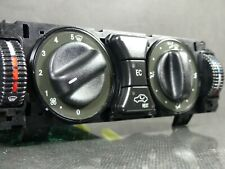 # MERCEDES E CLASS W210 AIR CONDITION CLIMATE CONTROL SWITCH PANEL