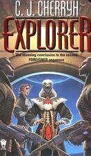 Explorer by C.J. Cherryh (English) Mass Market Paperback Book