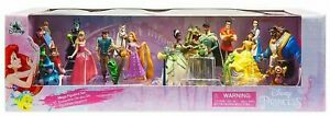 Disney Princess Mega Figurine 20 Figures PVC Playset BRAND NEW