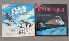 The Story of Star Wars The Empire Strikes Back 62102 & Return of Jedi 62103 Lp