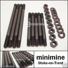 Classic Mini Cylinder Head Stud Kit PRE A+ 1959-1980 1275 & 998 a-series engine