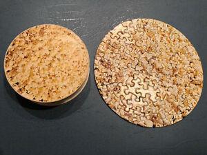 "Vintage 1973 Springbok 7"" Appiteasers Mini-Jigsaw Puzzle w/ More Than 60 Pieces"