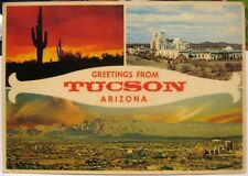 United States Greetings from Tucson Arizona - posted 1993