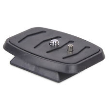 Quick Release Plate for Weifeng Tripod WT3770 WT3750 WT3570 WT3550 WT3530 WT3730
