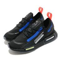adidas Originals NMD_R1 Spectoo BOOST Black Blue White Men Women Unisex FZ3201