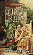 The Puppet King (Dragonlance Chaos Wars, Vol. 3)-ExLibrary