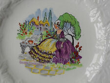 Beautiful Vintage Alfred Meakin China Cabinet/Display Plate - Golden Fragrance