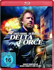 DELTA FORCE (Chuck Norris, Lee Marvin) Blu-ray Disc NEU+OVP