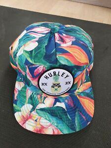 Hurley Cap Bunt Snapback