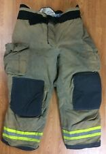 Globe Gxtreme Firefighter Bunker Turnout Pants 44 x 30  2011