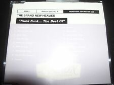 Brand New Heavies Trunk Funk Australian Promo (BRNE1) – Like New