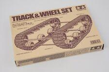 Tamiya 70100 Track & Wheel Set modellismo