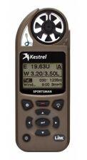 New! Kestrel 5700 Sportsman Ballistics Weather Meter With Link Tan 0857Slvbrn