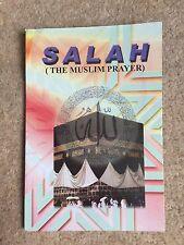 The Method Of Performing Salah Namaz Muslim Prayer Islamic Childrens Book