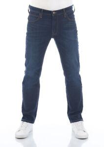 Lee Jeans Homme Pantalon Daren Ajustement Régulier Denim Stretch Coton Bleu