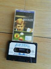 Atari 800XL/130XE Steve Davis Snooker
