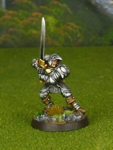 PRO PAINTED REAPER MINIATURES D&D DUNGEONS & DRAGONS SIR WILLIAM KNIGHT FIGHTER