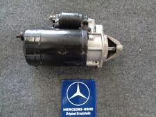 420SEL W126 MERCEDES-BENZ OEM BOSCH STARTER 001314018