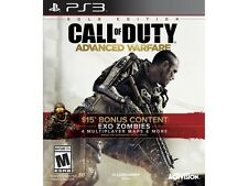 Call Of Duty: Advanced Warfare Gold Edition W/DLC PlayStation 3