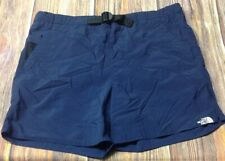 North Face Men's Blue Medium Swim Shorts Preowned