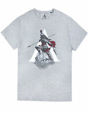 Assassins Creed Odyssey Knight Character Gaming Short Sleeve Men's T-Shirt