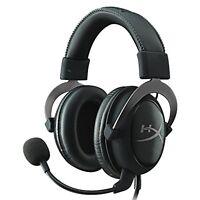 Kingston Gaming Headset HyperX Cloud II KHX-HSCP-GM Gunmetal/Black F/S w/Track#
