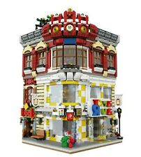 Toy Shop and Bookstore 5092 piece compatible blocks model