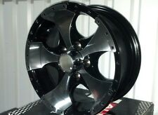 14 X 6 TRAILER ( boat utility ) WHEEL,ION 136 5 LUG 5 ON 4.5 BP,, MACHINED ALUM
