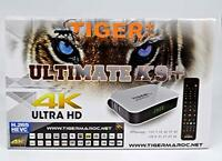 TIGER ULTIMATE SPUTNIK RECEPTEUR SATELITE HD VANILLA