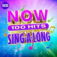NOW 100 Hits Sing-a-long - Mika [CD] Sent Sameday*