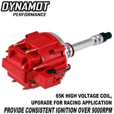 New Complete Ignition Distributor For Chevy SBC 350 BBC 454 65K HEI V8 1955-1980